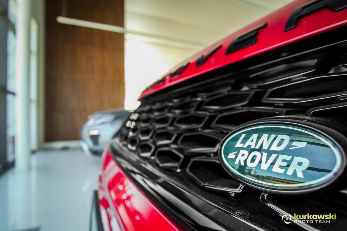 """""""Auto Cieśli"""" Zapowiedź ekspozycji Car-Master autoryzowany dealer marki Land Rover"""