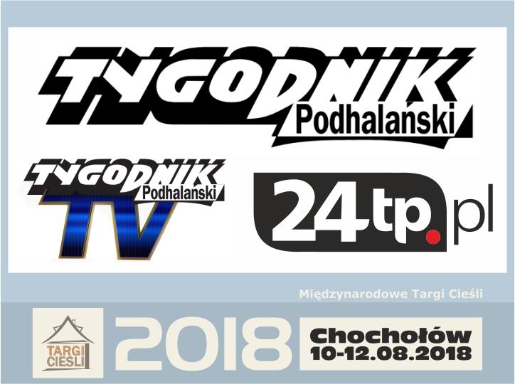 Tygodnik Podhalański o II Edycji Międzynarodowych Targów Cieśli - Chochołów 2018 i o Śpasach Ciesielskich polsko-słowackich zdjęcie