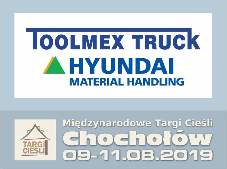 Zdjęcie Toolmex Truck Sp. z o.o. podnośniki nie tylko widłowe w Chochołowie